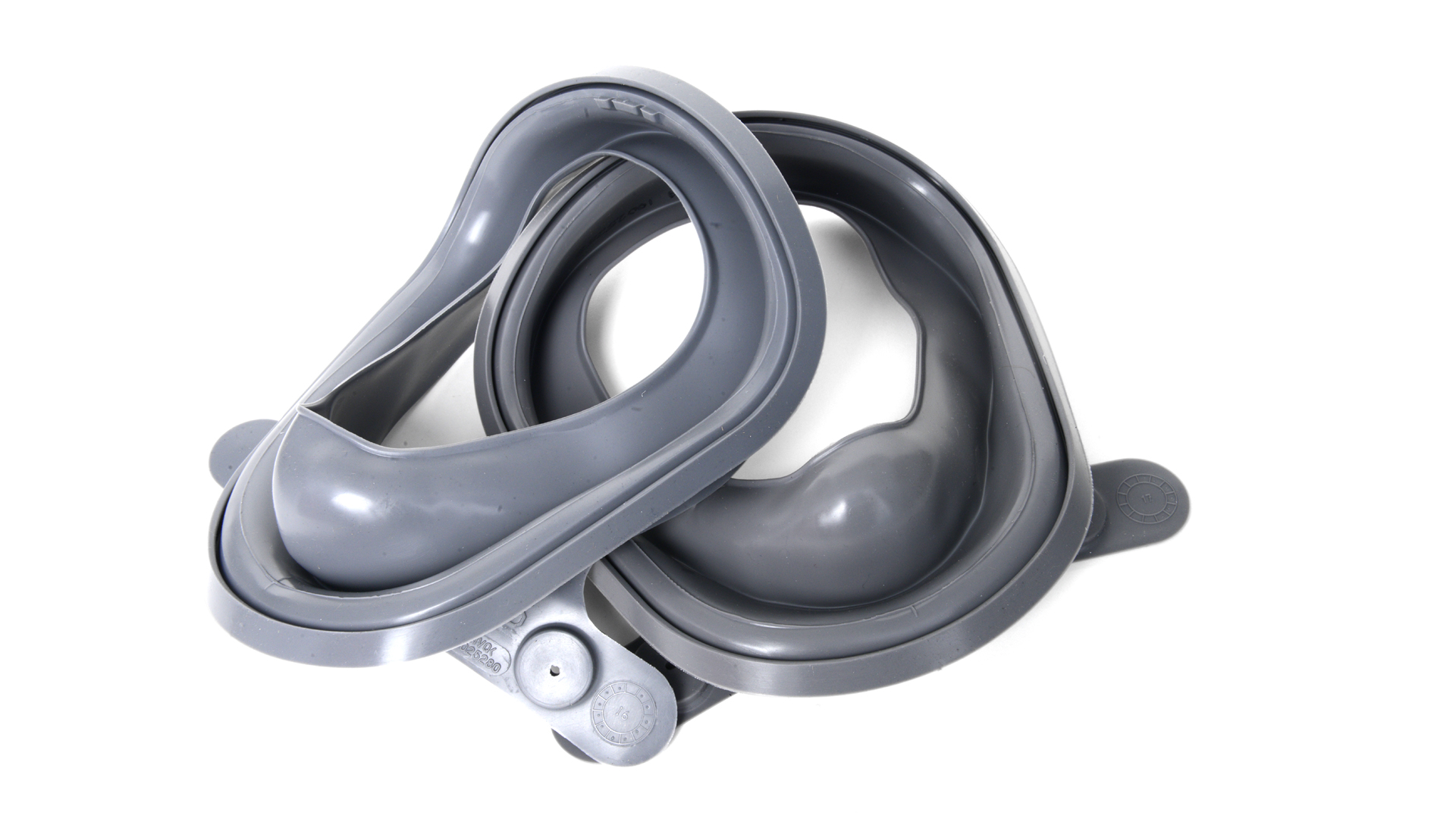 elastomer for gas mask
